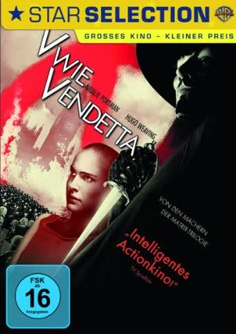 DVD V WIE VENDETTA
