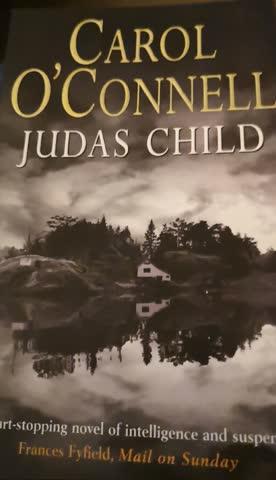 Judas child - Carol o`Connell