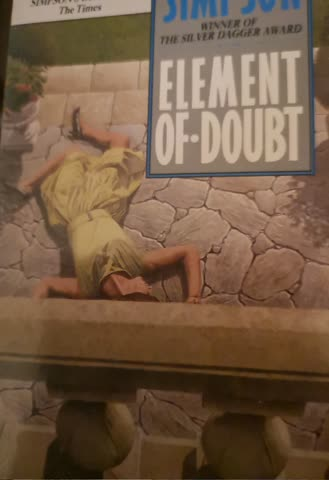 Element of.doubt - Dorothy Simpson