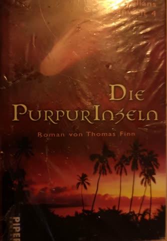 Die Purpur Inseln - Thomas Finn