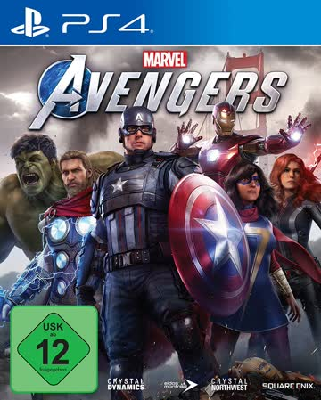Marvel Avengers (PlayStation 4)