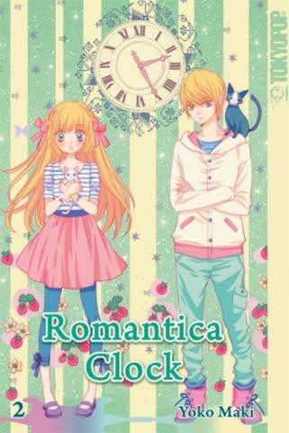 Romantica Clock. Bd.2