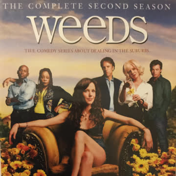 Weeds The Complete Second Season