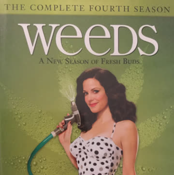Weeds The Complete Fourth Season