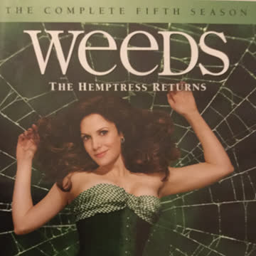 Weeds The Complete Fifth Season
