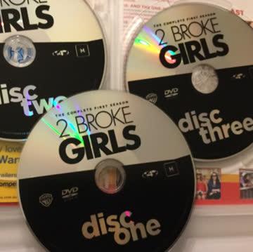 2 Broke Girls The Complete First Season