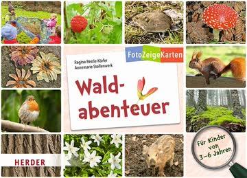 FotoZeigeKarten: Waldabenteuer