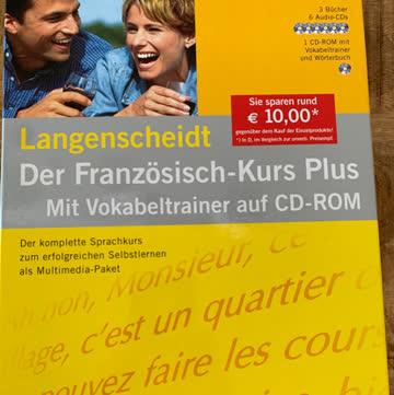Langenscheidt Der französisch-Kurs Plus