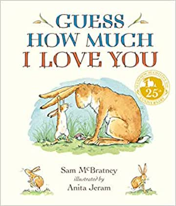 Guess How Much I Love You (english) - Hardcover with CD