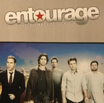 entourage the complete series (1-7)