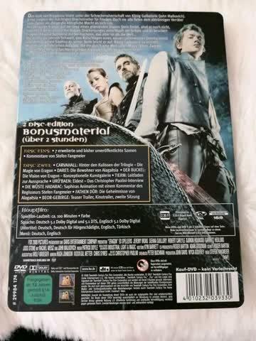Eragon Special Edition Dvd Metalbox Inkl Büchlein