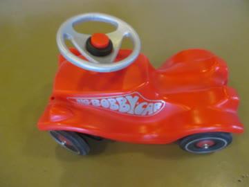 Roter BIG Bobby Car