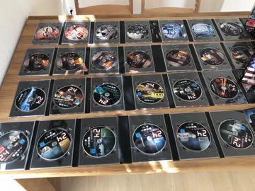 24 H Staffeln / Ü 40 DVDs / TOP