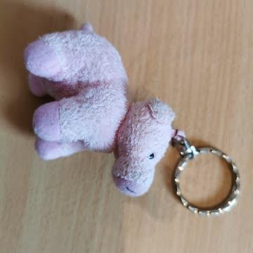 Schweinchen Schlüsselanhänger