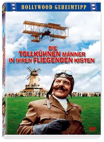 dvd: die tollkühnen männer in ihren fliegenden kisten
