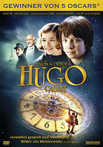 dvd: hugo cabret