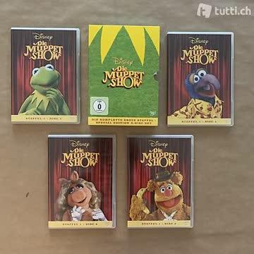 4dvd-box: die muppet show, komplette 1. staffel