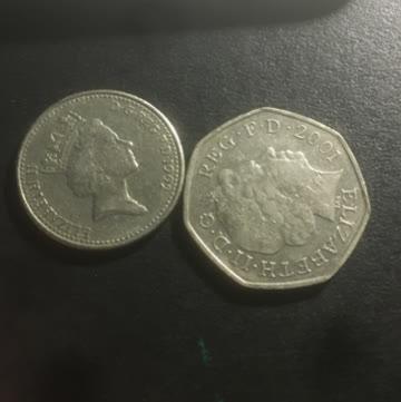 60 pence england