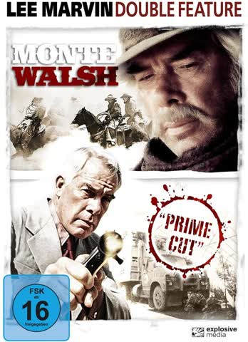 Lee Marvin Double Feature