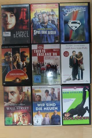 DVD Set - 56 Filme