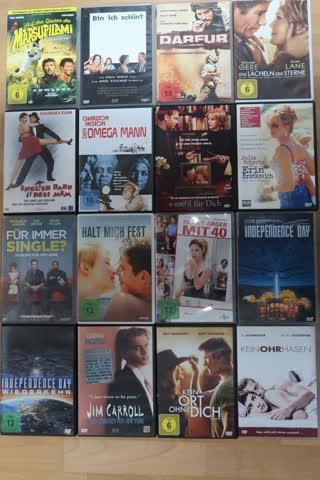 DVD Set - 31 Filme