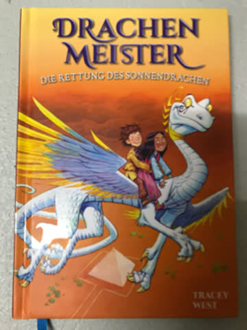 Drachenmeister Band 2 Kinderbuch