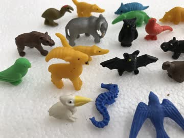 Mini Tiere