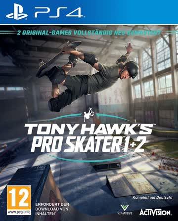 Tony Hawk`s Pro Skater 1&2 [PS4]