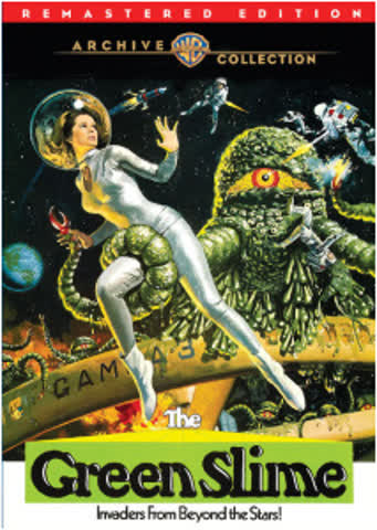 The Green Slime (US-Import)