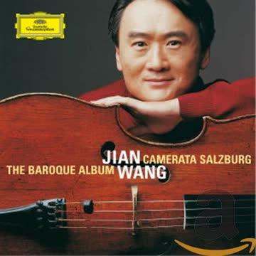 Jian Wang - The Baroque Album (Boccherini/Couperin/Frescobaldi/Monn)
