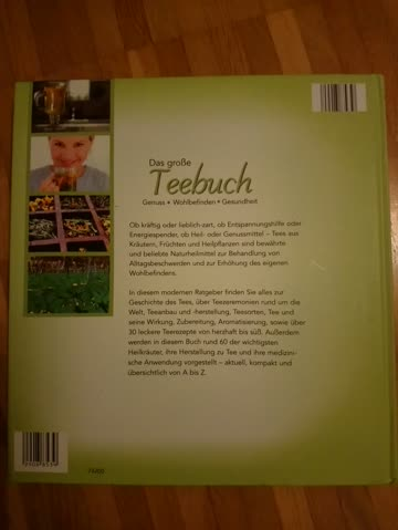 Das grosse Teebuch