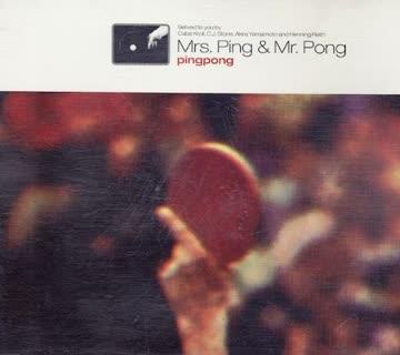 Mrs. Ping & Mr. Pong - Pingpong