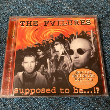 The Failures - Supposed To Be...!? (Worldwide Edition)(Rock)