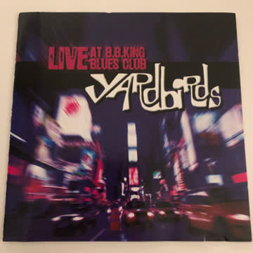The Yardbirds Live at B.B. Kinng