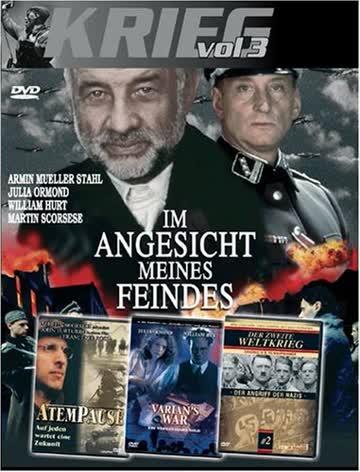 Krieg Vol. 3 [3 DVDs]