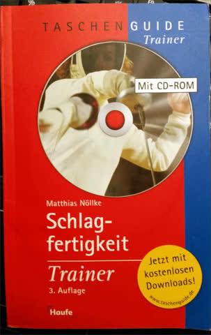 Schlagfertigkeit , Trainer , mit CD , Matthias Nöllke