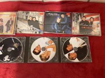 CD-Sammlung Modern Talking