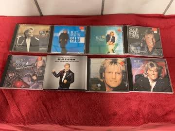 CD-Sammlung Blue System