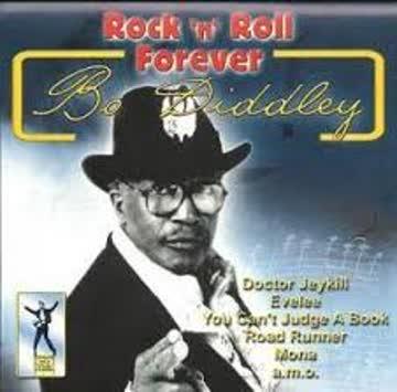 "cd: bo diddley ""rock'n' roll forever"