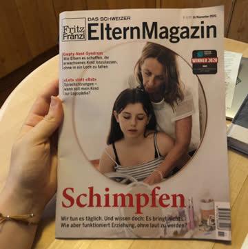 Fritz Fraenzi Das Schweizer Eltern Magazin