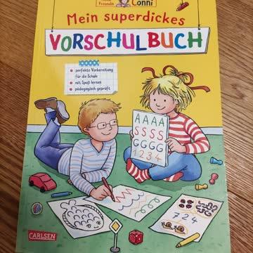 Mein superdickes Vorschulbuch