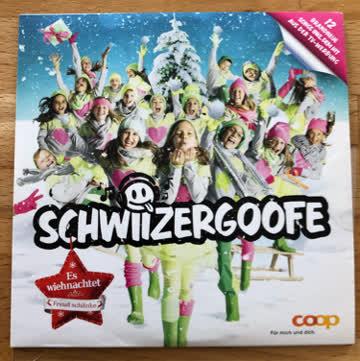 Schwiizergoofe Digi Pack