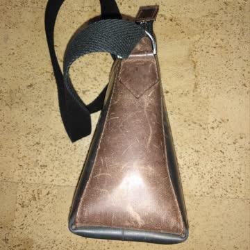 Gummi-Leder-Tasche