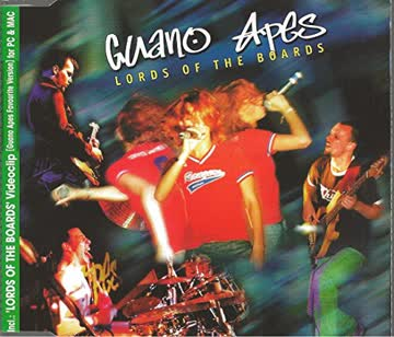 Guano Apes - Lords of the Boards/Enhanced
