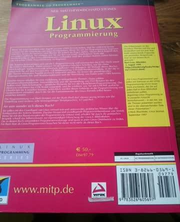 Linux Programmierung