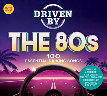 Various Artists - Driven by the 80s