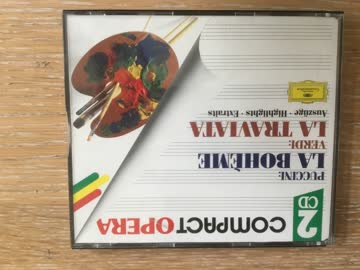 Antonino Votto - Puccini: La Bohème, Verdi: La Traviata (Highlights)