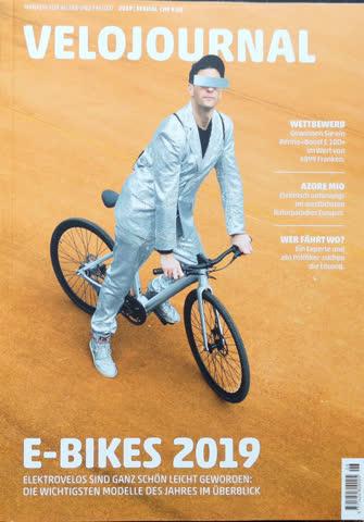 Velojournal Spezial E-Bikes 2019