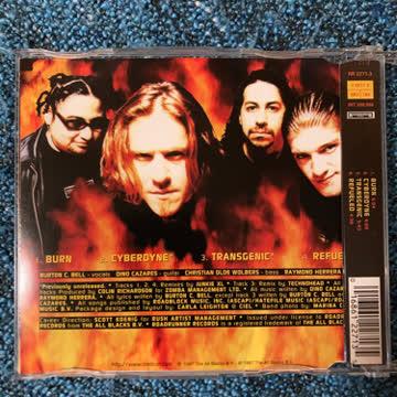 Fear Factory - Burn (Metal/Elektro)