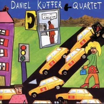 Daniel Küffer Quartet - It's..it's..a jam in town!